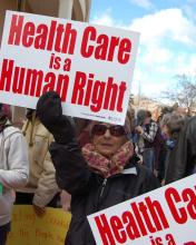 Healthcare is a Human Right!