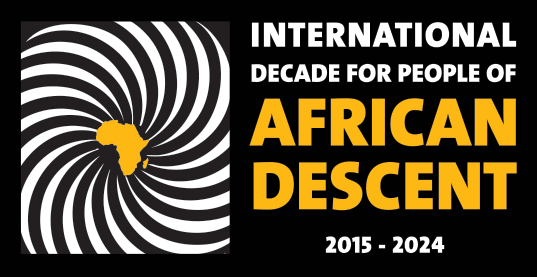 Logo: UN International Decade for People of African Descent