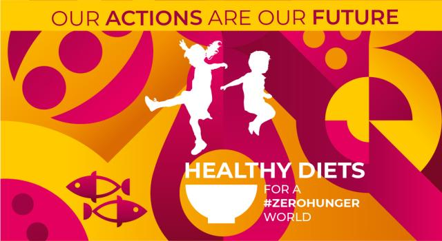 Logo: UN World Food Day